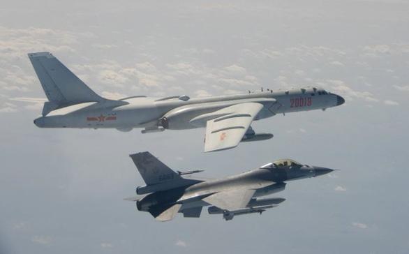 Đài Loan triển khai tên lửa 'giám sát' máy bay Trung Quốc - Ảnh 1.