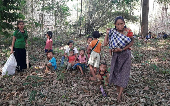 Khủng hoảng Myanmar: Mỹ - EU lên án mạnh mẽ, máu vẫn đổ - Ảnh 1.