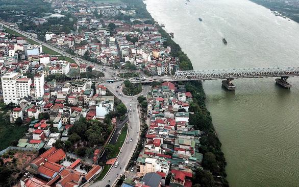 Hà Nội từ quay lưng vào sông Hồng nay sẽ quay mặt vào sông Hồng để phát triển - Ảnh 3.