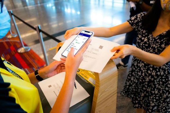 Singapore khôi phục du lịch bằng cách áp dụng xác minh kết quả xét nghiệm COVID-19 kỹ thuật số - Ảnh 3.