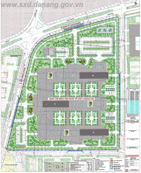 Bệnh viện Gia Đình xây khu phức hợp chất lượng cao 100.000m2 - Ảnh 1.