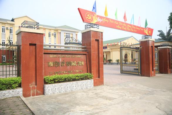 Thực hư chuyện huyện ủy 'xin' tỉnh Hà Tĩnh 1 tỉ đồng làm nhà vệ sinh - Ảnh 1.
