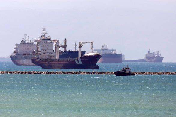Tổng thống Ai Cập: Đã giải cứu thành công tàu Ever Given kẹt ở kênh Suez - Ảnh 4.