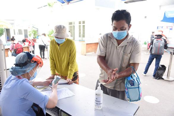 TP.HCM: 100% bệnh viện triển khai khai báo y tế điện tử - Ảnh 1.