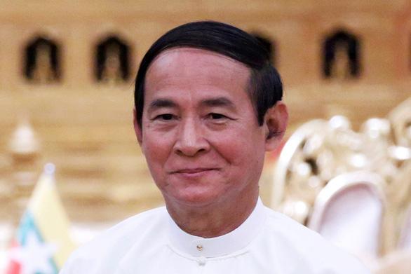 Tổng thống Myanmar bị cáo buộc vi hiến, vi phạm phòng chống dịch - Ảnh 1.
