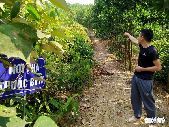 Hà Tĩnh: Nhiều cán bộ xã được giao, cho 'mượn' đất rừng sai quy định - Ảnh 1.