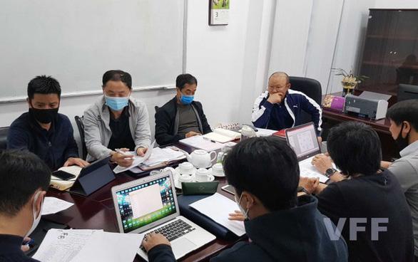 HLV Park Hang Seo trở lại làm việc, muốn đưa đội tuyển Việt Nam đến nơi giống UAE - Ảnh 1.