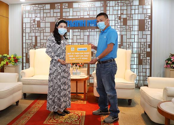 Kim Oanh Group tài trợ tiêm vaccine COVID-19 cho cán bộ nhân viên và gia đình - Ảnh 3.