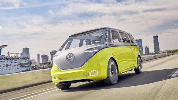 Volkswagen vô tình làm lộ tên mới cho dòng xe điện - Ảnh 1.
