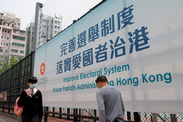 Chủ tịch Tập Cận Bình ký sắc lệnh cải cách bầu cử Hong Kong, có hiệu lực từ 31-3 - Ảnh 1.