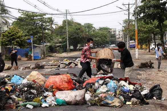 Ấn Độ đổi ý việc từ chối lịch sự dân Myanmar chạy loạn - Ảnh 1.