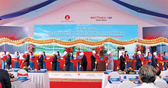 Khu công nghiệp Becamex VSIP Bình Định: Nâng tầm kinh tế miền Trung - Ảnh 1.