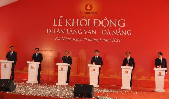 Khởi động lại dự án Làng Vân 35.000 tỉ đồng của Vingroup - Ảnh 1.