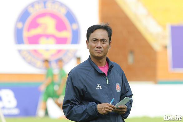 CLB Sài Gòn bổ nhiệm tân HLV trưởng thứ 2 vì V-League quá khốc liệt - Ảnh 2.