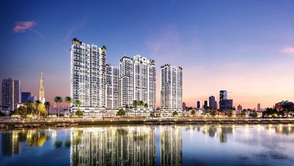 Dự án căn hộ có môi trường sống xanh được ưa chuộng - Ảnh 2.