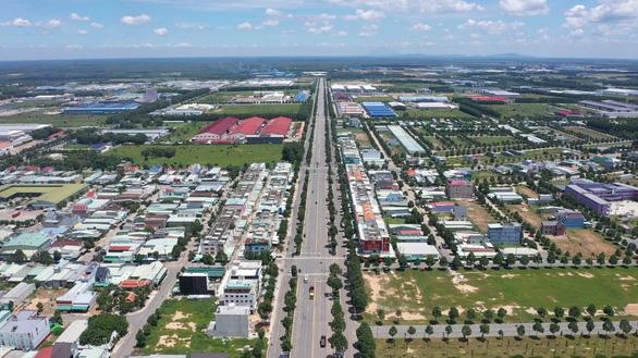 Thị trường đất nền Bàu Bàng đón sóng đầu tư - Ảnh 1.
