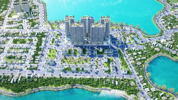 Dự án căn hộ có môi trường sống xanh được ưa chuộng - Ảnh 3.