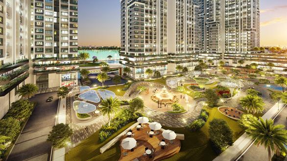 Dự án căn hộ có môi trường sống xanh được ưa chuộng - Ảnh 4.