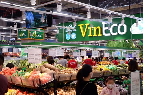 VinMart/VinMart+ - chiến mã của bán lẻ Việt Nam - Ảnh 1.