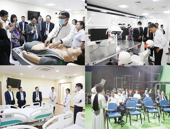 Trường ĐH Duy Tân và ĐH Huế ký kết hợp tác toàn diện - Ảnh 2.