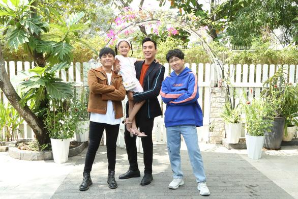 Ba trai đẹp Thuận Nguyễn, Gin Tuấn Kiệt và Phát La trong Đứa em thừa kế - Ảnh 1.