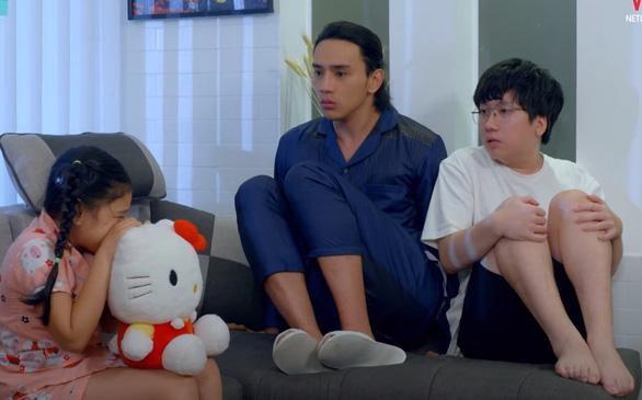 Ba trai đẹp Thuận Nguyễn, Gin Tuấn Kiệt và Phát La trong Đứa em thừa kế - Ảnh 6.