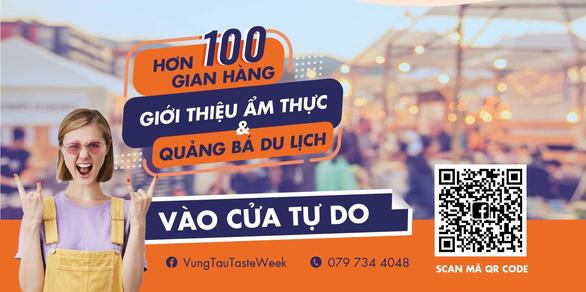 Hơn 100 gian hàng tại Tuần lễ Món ngon phố biển Vũng Tàu 2021 - Ảnh 7.