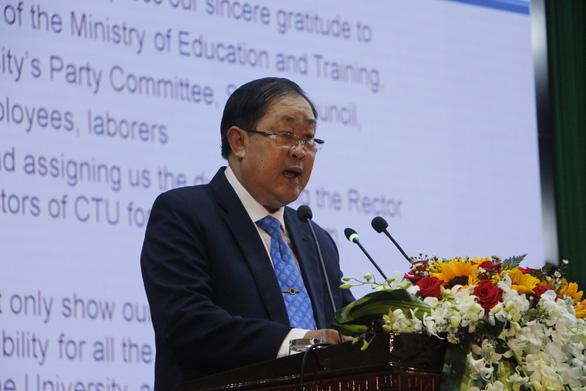 8 mục tiêu để ĐH Cần Thơ đóng góp hiệu quả vào sự phát triển của vùng và cả nước - Ảnh 2.