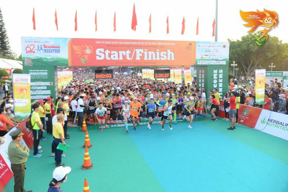 Vận động viên gian lận như thế nào ở Giải Tiền Phong marathon? - Ảnh 1.