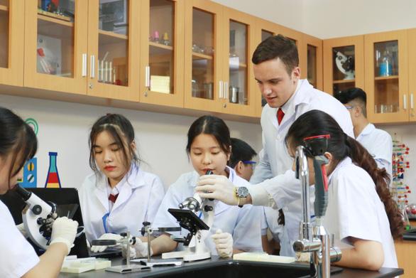Ngôi trường quốc tế tiếp tục đạt nhiều giải học sinh giỏi ấn tượng - Ảnh 2.