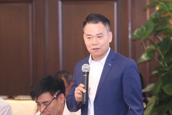 Ông Hoàng Ngọc Huấn được đề cử làm chủ tịch Liên đoàn Bóng chuyền Việt Nam - Ảnh 1.