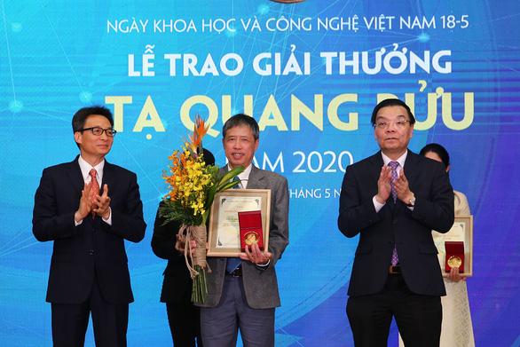 Chỉ có 4 nhà khoa học được đề cử giải thưởng Tạ Quang Bửu năm 2021 - Ảnh 1.