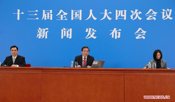 Trung Quốc chuẩn bị cải tiến bầu cử Hong Kong - Ảnh 1.