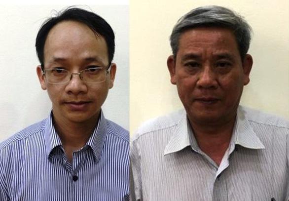 Vụ SAGRI: Khởi tố thêm cựu phó chánh Văn phòng UBND TP.HCM - Ảnh 1.