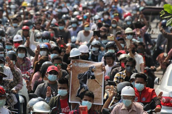 Tình hình Myanmar: Vì sao Liên Hiệp Quốc khó áp đặt biện pháp trừng phạt?  - Ảnh 1.
