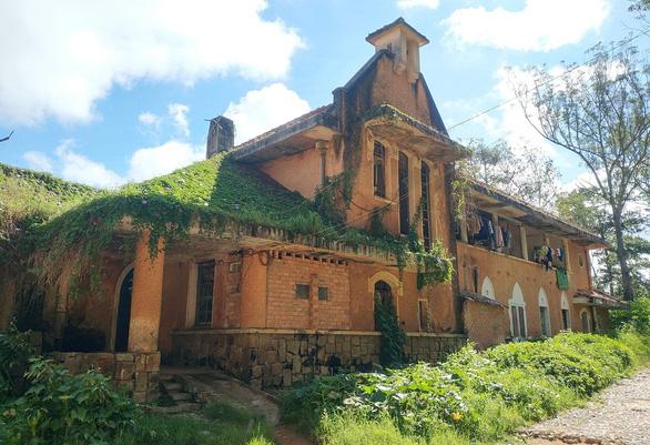 Tu viện dòng Franciscaines - Đà Lạt cần được đối xử như di sản - Ảnh 1.
