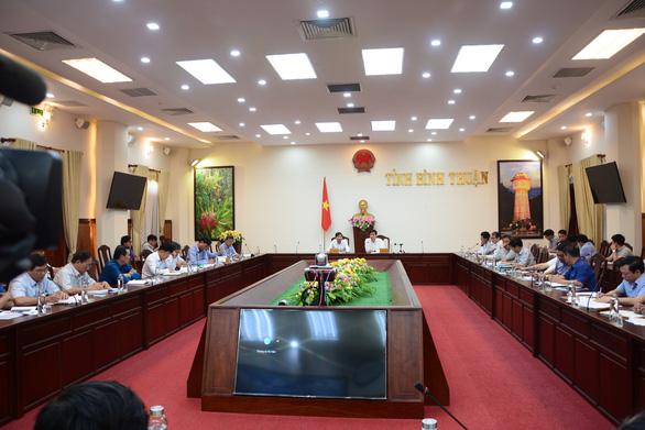 Dự án làm cao tốc qua Bình Thuận gặp khó vì... thiếu đất đắp - Ảnh 2.