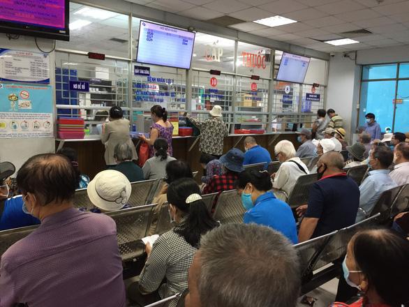 34 trạm y tế phường, xã tại TP.HCM bị ngừng hợp đồng khám chữa bệnh BHYT - Ảnh 1.