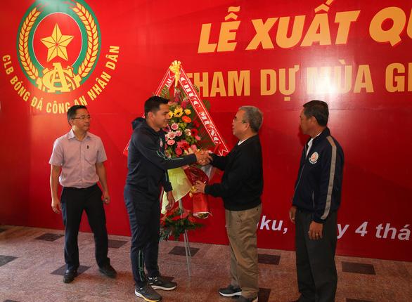 Hoàng Anh Gia Lai chi viện 11 cầu thủ cho đội hạng nhất Công An Nhân Dân - Ảnh 3.