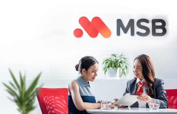Prudential chính thức độc quyền phân phối bảo hiểm qua ngân hàng MSB trên toàn quốc - Ảnh 2.