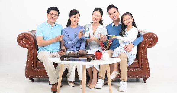 VNPAY trở lại thị trường ví điện tử, ưu tiên tiện ích gia đình - Ảnh 1.