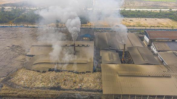 Vì sao nhà máy đốt rác phát điện đứng hình? - Ảnh 1.