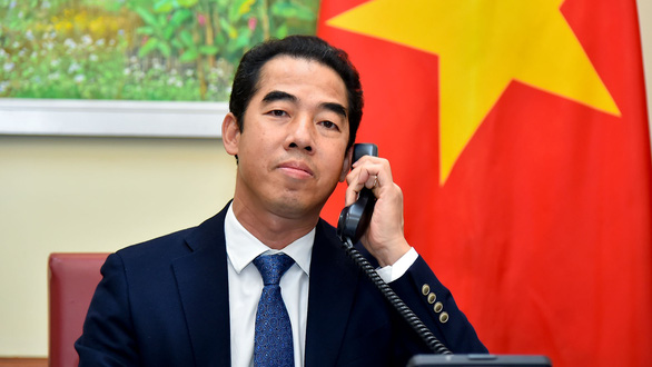 Việt Nam, Anh đề cao Công ước Liên Hiệp Quốc về Luật biển 1982 - Ảnh 1.