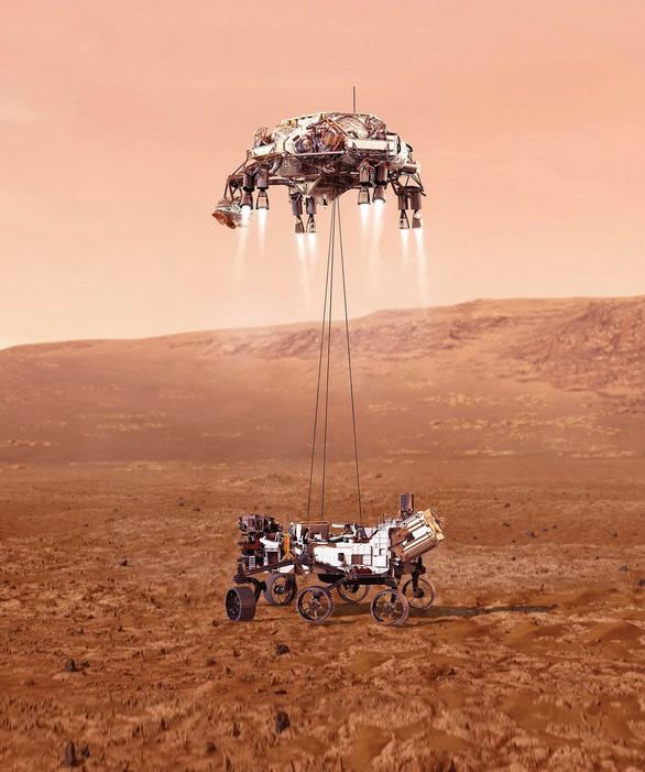 Người nữ lái tàu Sao Hỏa - Ảnh 4.