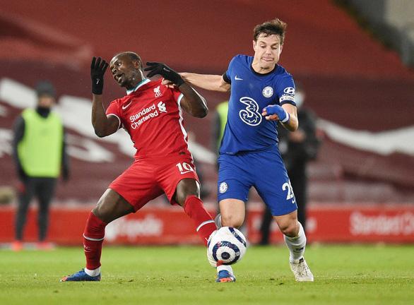 Thua Chelsea, Liverpool nhận thất bại thứ 5 liên tiếp trên sân nhà - Ảnh 2.