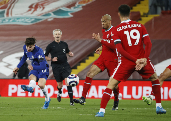 Thua Chelsea, Liverpool nhận thất bại thứ 5 liên tiếp trên sân nhà - Ảnh 3.
