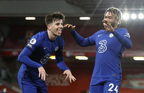 Thua Chelsea, Liverpool nhận thất bại thứ 5 liên tiếp trên sân nhà - Ảnh 4.