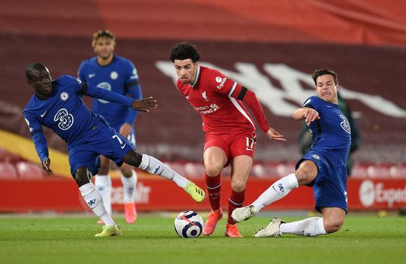 Thua Chelsea, Liverpool nhận thất bại thứ 5 liên tiếp trên sân nhà - Ảnh 1.