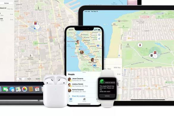 Tính năng mới của Apple: Cảnh báo người dùng khi bị theo dõi - Ảnh 1.