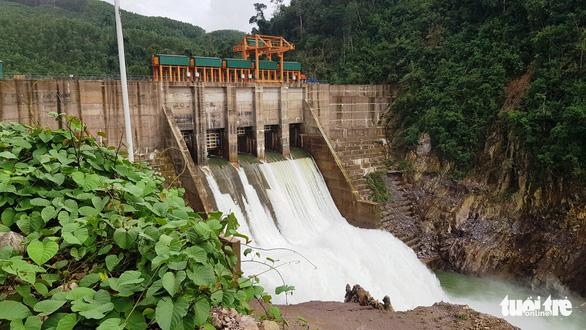 Sau lệnh cấm, thủy điện Thượng Nhật đã được phép tích nước - Ảnh 1.